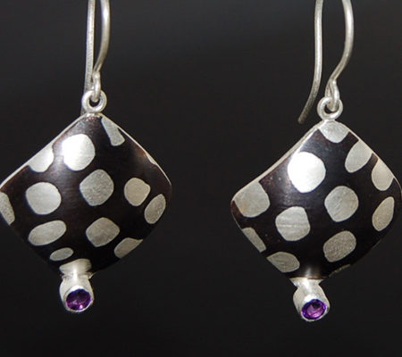 handcrafted earrings Seattle